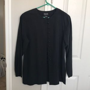 Rafaella small button down top